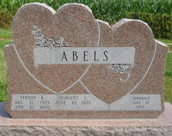 Vernon K Abels