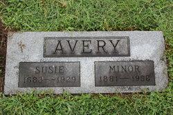 Minor James Avery
