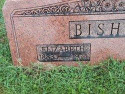 Elizabeth Lizzie <i>Glore</i> Bishop