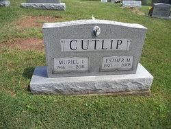 Esther <i>George</i> Cutlip