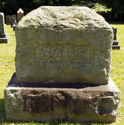 Martha <i>Henry</i> Gale