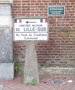 Lille Southern Cemetery