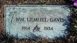 William Lemuel Davis