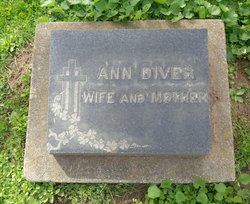 Ann <i>Cahill</i> Diver