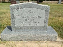 Hazel Gertrude <i>Jarman</i> Bane