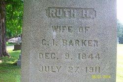 Ruth H Barker