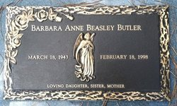 Barbara Anne <i>Beasley</i> Butler