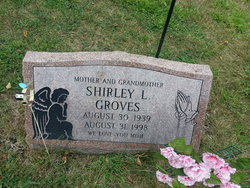 Shirley L. <i>Woods</i> Groves