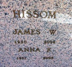 Anna Rose <i>Palma</i> Hissom