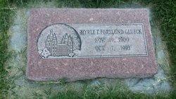 Myrle K. <i>Taylor</i> Glueck