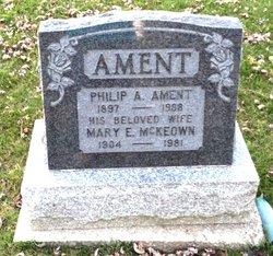 Mary Ellen Mae <i>McKeown</i> Ament