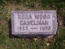 Nora D <i>Wood</i> Caselman