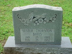 Lester Thornton Bates