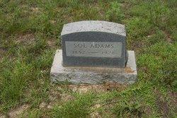 Solomon Adams