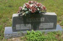 Dora <i>Ritchey</i> Adams