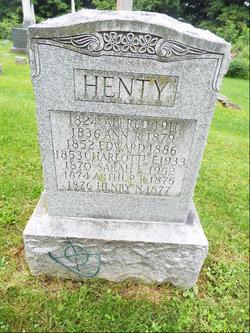 Edward Henty