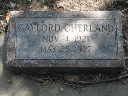 Gaylord Thomas Cherland