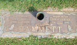 Leola <i>Gurley</i> Hammett