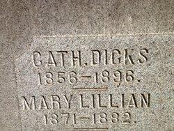 Catherine <i>Brennan</i> Dicks