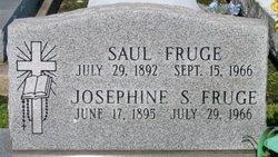 Josephine <i>Savoie</i> Fruge