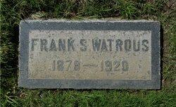 Frank S. Watrous