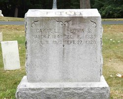 Caroline Louisa Carrie <i>Smith</i> Fitch