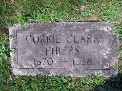 Corrie <i>Clark</i> Phipps
