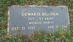 Sgt Deward Booher