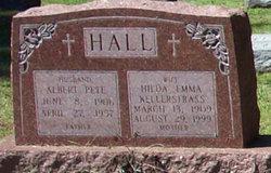 Albert Pete Hall