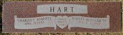 Charlott <i>Roberts</i> Hart