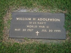SMN William H Adolphson