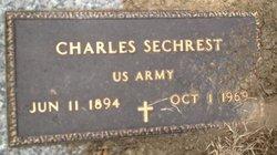 Charles C Sechrest