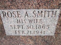 Rose A <i>Smith</i> Loder