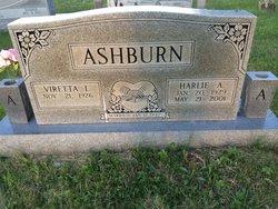 Viretta <i>Luke</i> Ashburn