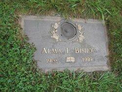 Alma L Bishop