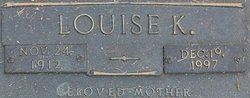 Louise <i>Keever</i> Abee