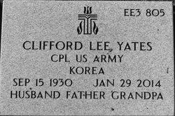 Clifford Lee Yates