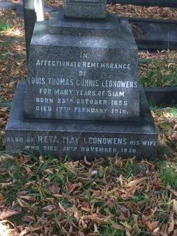 Reta May Leonowens