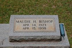 Maudie <i>Halford</i> Bishop