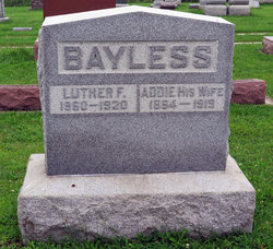 Addie <i>Johnson</i> Bayless