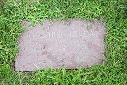 Clifford Vern Bud Jordan