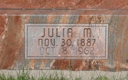 Julia M. <i>Johnson</i> Abramson