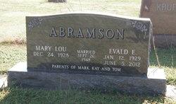 Evald Eugene Abramson