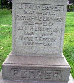 Johannes Phillip Escher