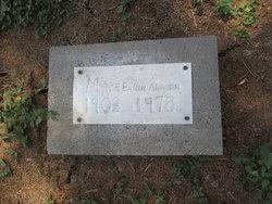 Mary E <i>Eakin</i> Alexander