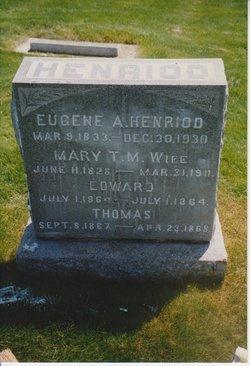 Mary Thorne <i>Mallett</i> Henriod