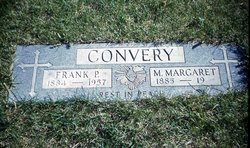 Francis Peter Frank Convery