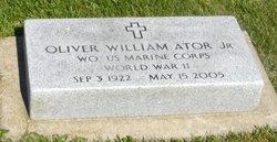 Oliver William Ator