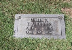 Millie Katherine Traughber