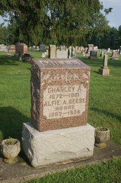 Alfie A. <i>Reese</i> Mills